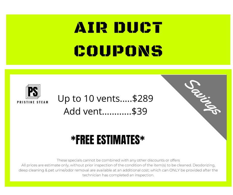 Air duct new prices