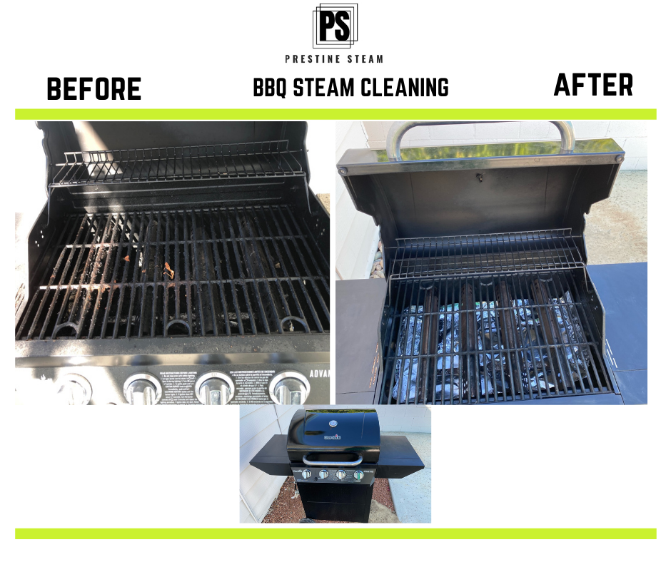 BBQ Cleaning 1