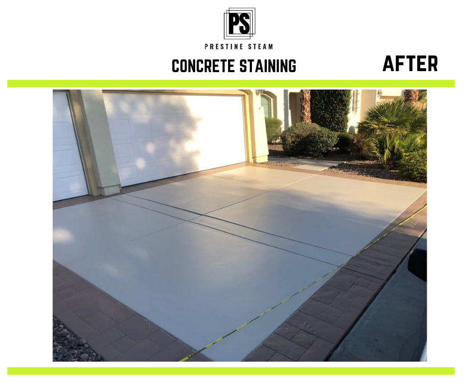 concrete staining after 1