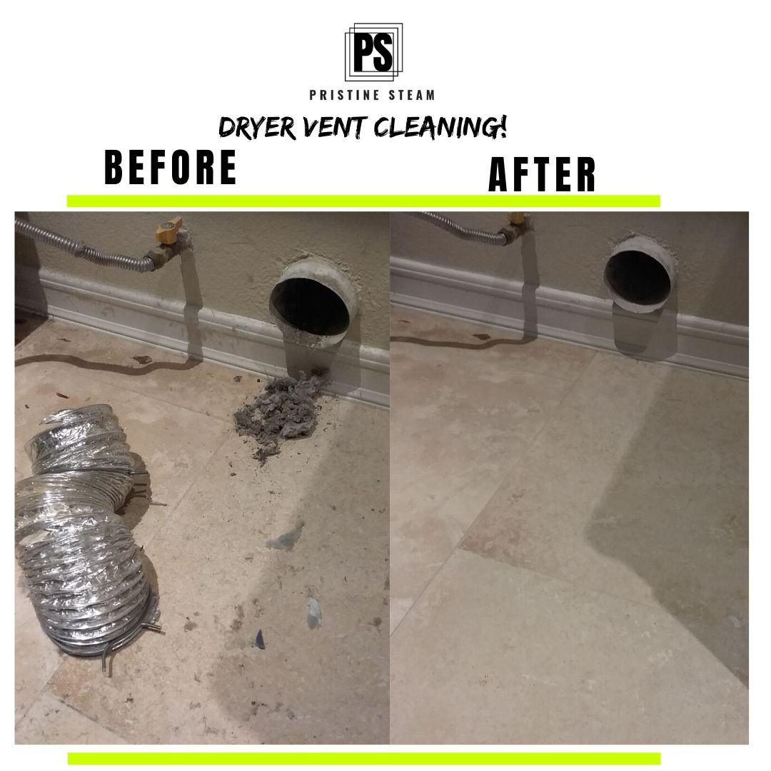dryer vent cleaning 1