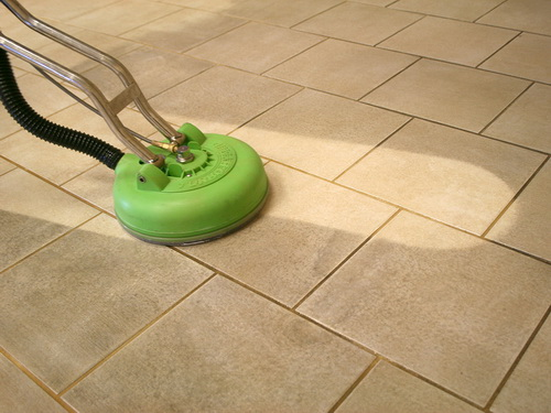 tile grout small